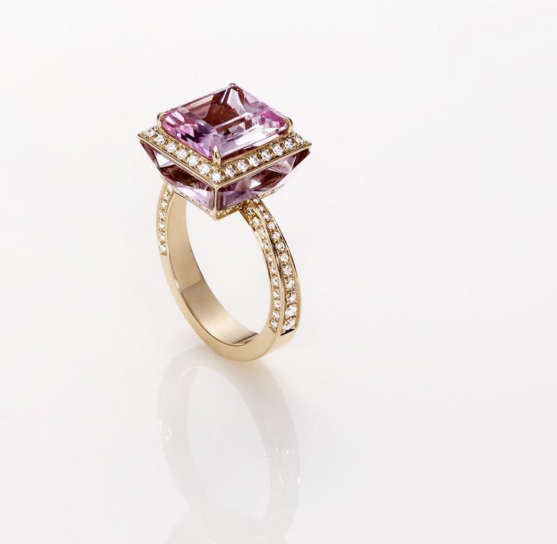 Chantecler jewel High Jewelry