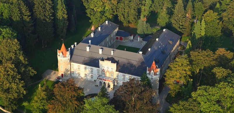 Chateau Heralec - Boutique Hotel & Spa by L'OCCITANE – Heralec, Czech Republic