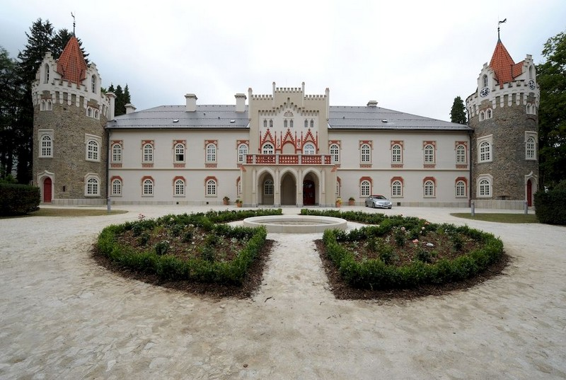 Chateau Heralec - Boutique Hotel & Spa by L'OCCITANE Heralec, Czech Republic