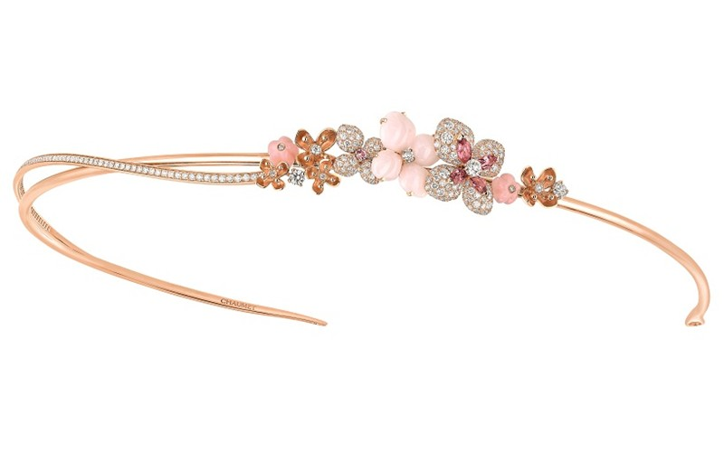Chaumet Hortensia Collection-