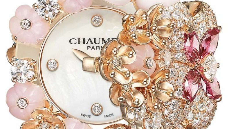Chaumet Hortensia Collection--