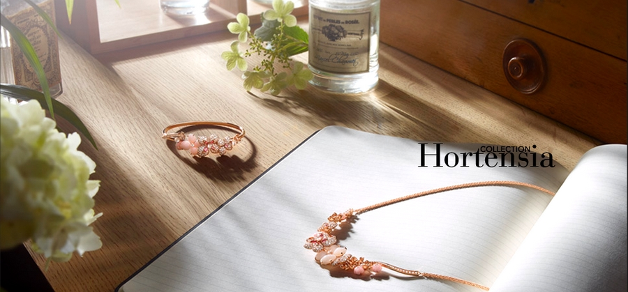 Chaumet Hortensia Collection video 2015
