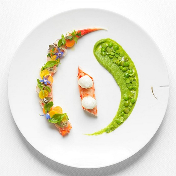 Chef  Yannick Alléno-