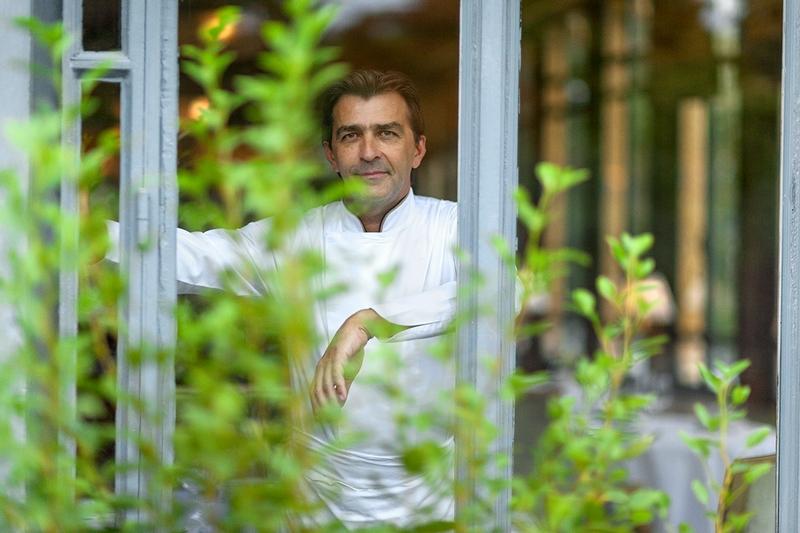 Chef  Yannick Alléno photo