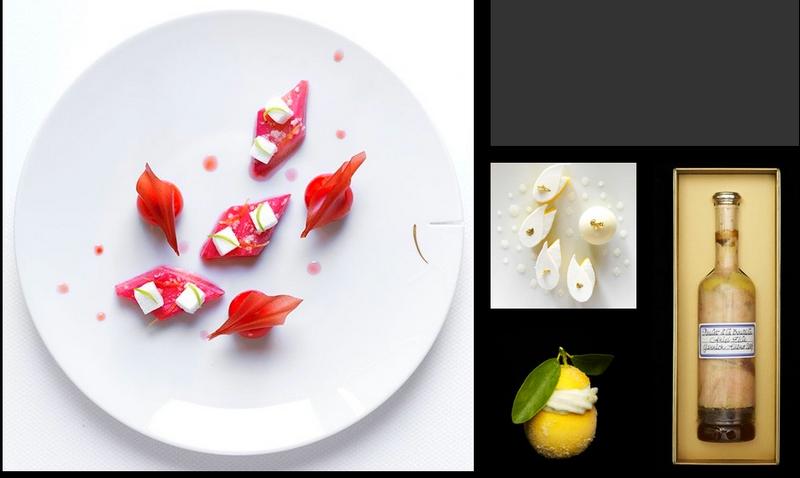 Chef  Yannick Alléno proposals