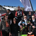 Cheval Blanc Courchevel, Hublot and the ESF 1850 presented the very exclusive 2015 Hublot slalom-winners