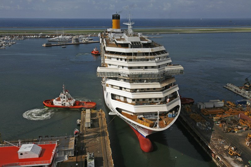 Chinese cruise industry supported by Fincantieri-