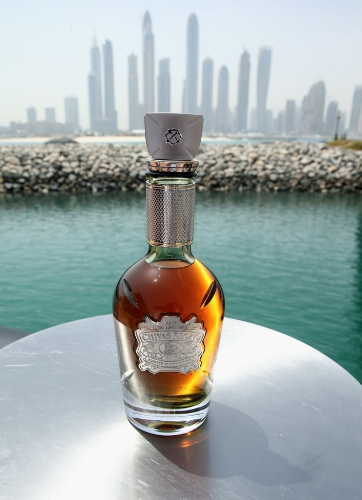 The Pinnacle of Luxury: Introducing Chivas Regal The Icon