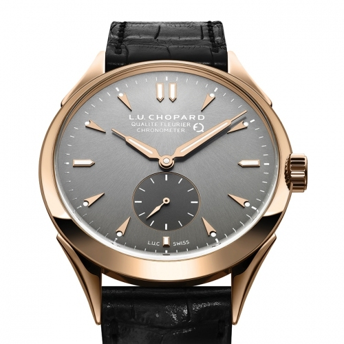 Chopard L.U.C Qualité Fleurier watch - Baselworld 2015