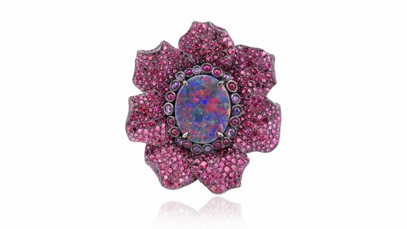 Chopards Fleurs d'Opale Haute Joaollerie Collection--