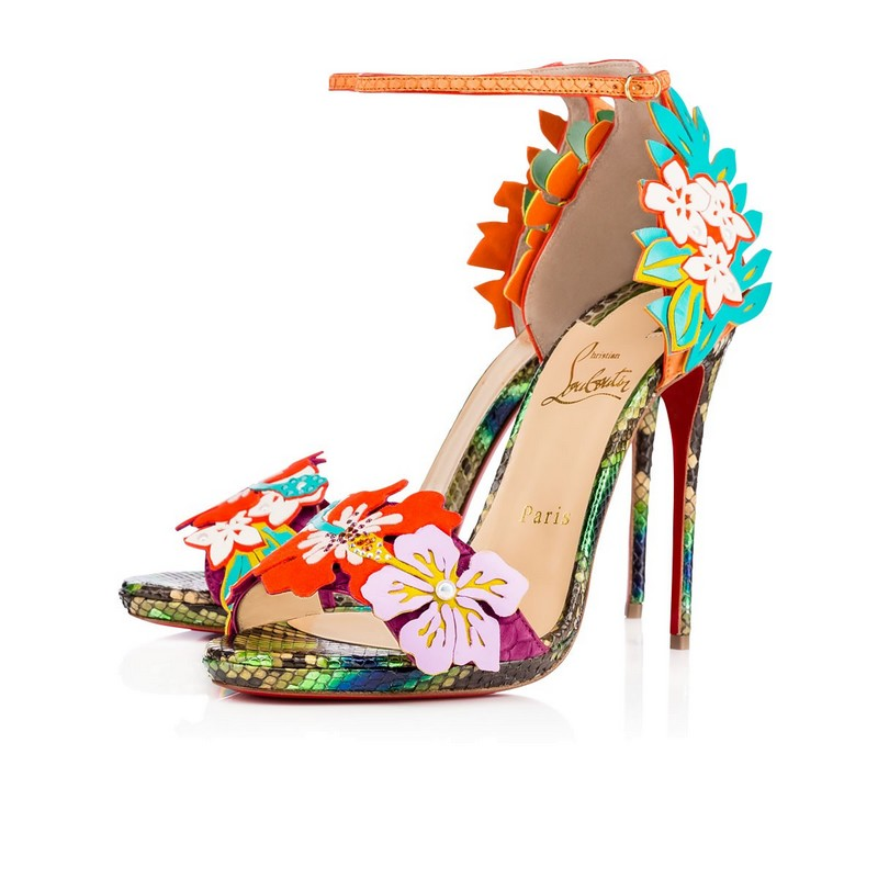 Christian Louboutin Aloha From Hawaii Kawai - Ha Why Luna