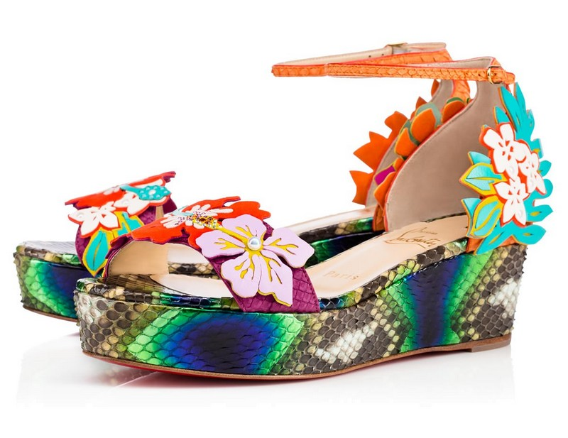 Christian Louboutin Aloha From Hawaii Kawai - Ha Why beach