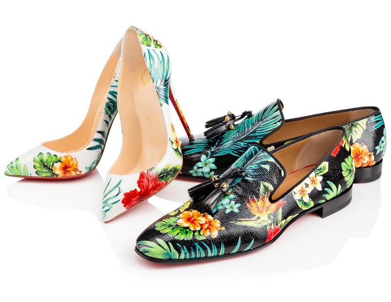 Christian Louboutin Aloha From Hawaii Kawai - shoes