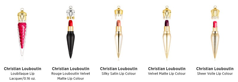Christian Louboutin Beauty 2016