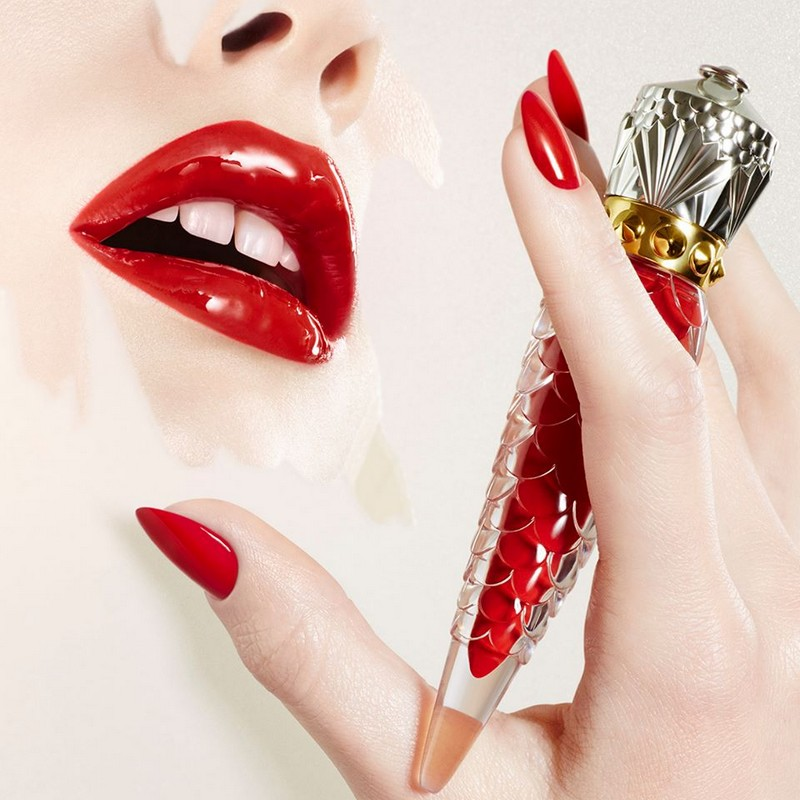 Christian Louboutin Loubilaque - the lustrous lip lacquer like no other
