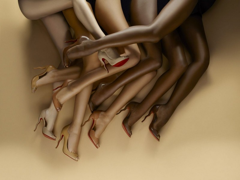 Christian Louboutin Meet the Nudes 2015 shoes