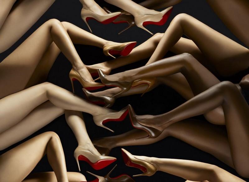 Christian Louboutin Meet the Nudes 2015