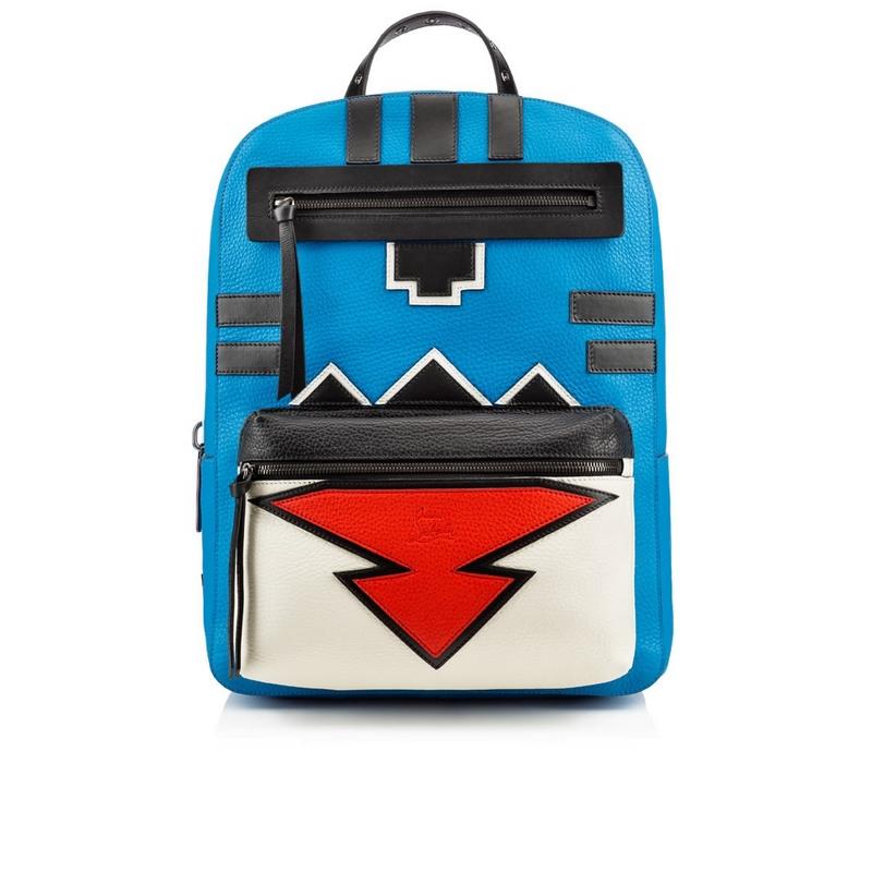 Christian Louboutin Men Spring Summer 2015- AlioshaAliosha Tribalou Backpack