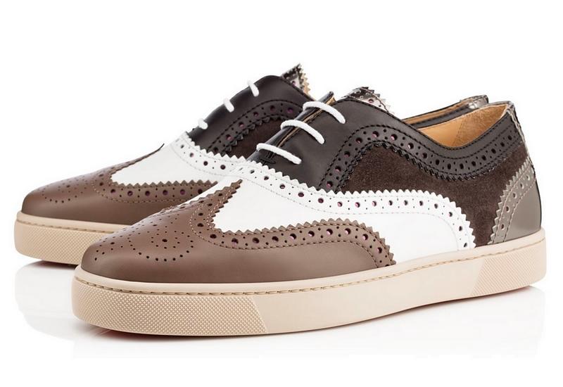 Christian Louboutin Men Spring Summer 2015- shoes- Golfito
