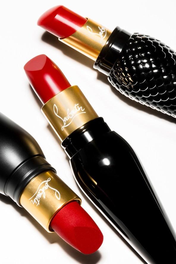 Christian Louboutin lipstick range -Louboutin Rouge 2015