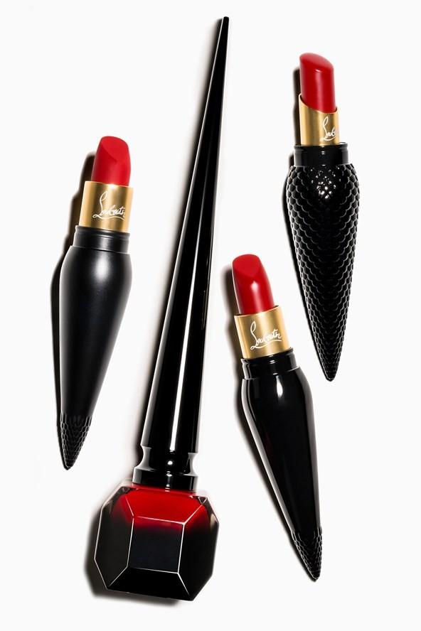 Christian Louboutin lipstick range