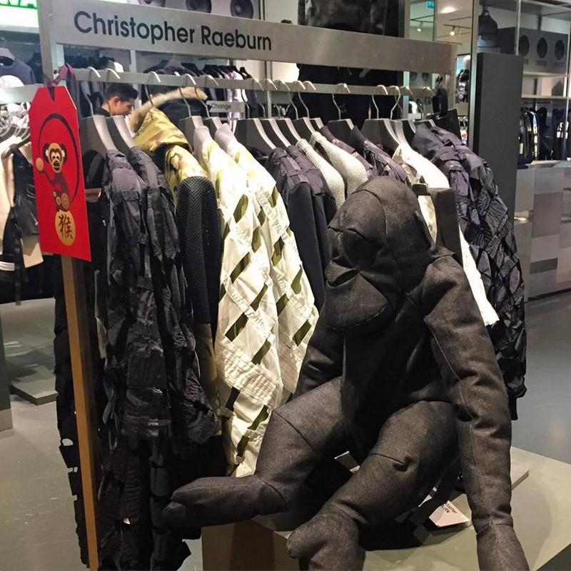 Christopher Raeburn menwear 2016