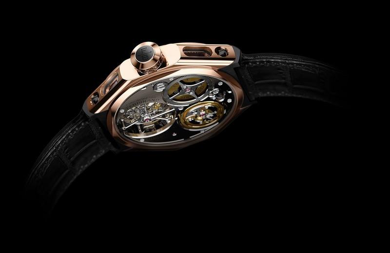 Chronomètre FERDINAND BERTHOUD FB 1--