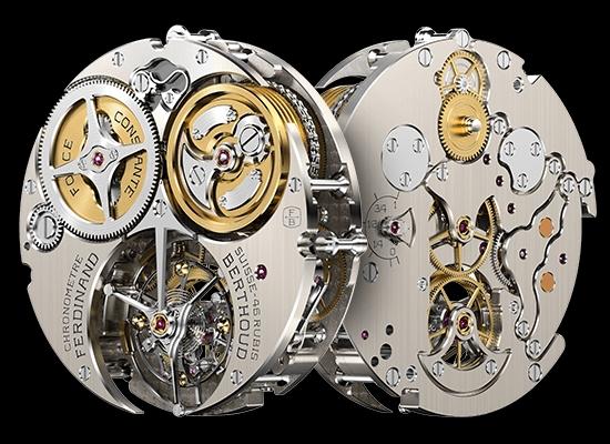 Chronomètre FERDINAND BERTHOUD FB 1-mechanism