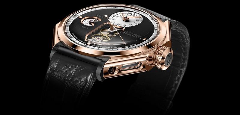 Chronomètre FERDINAND BERTHOUD FB 1 watch