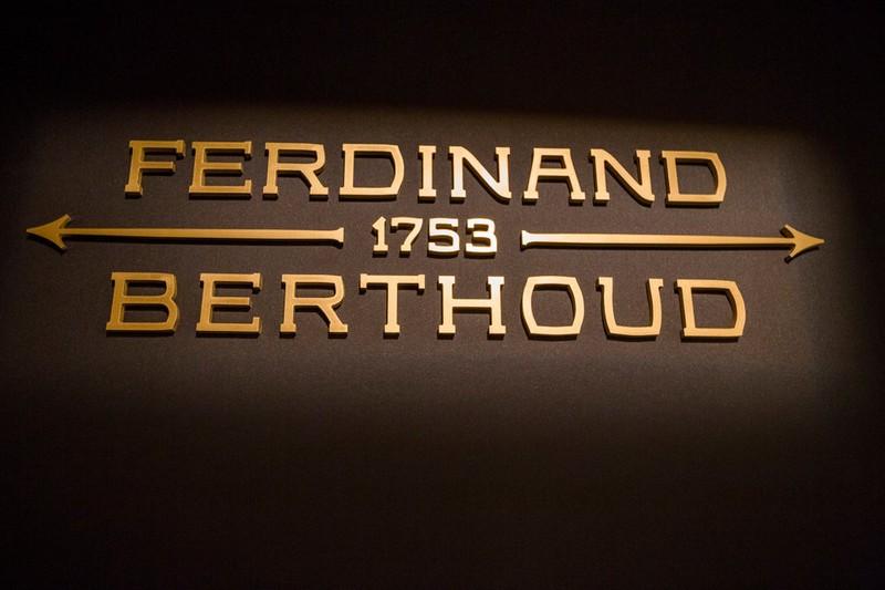 Chronométrie Ferdinand Berthoud-