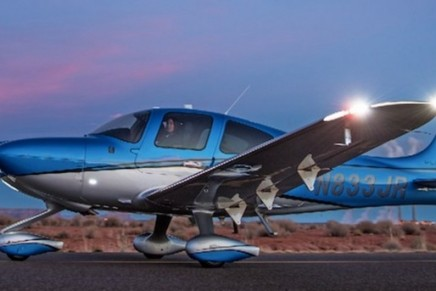 Cirrus Aircraft Launches G6: The Smartest, Safest, Most Advanced Cirrus Ever
