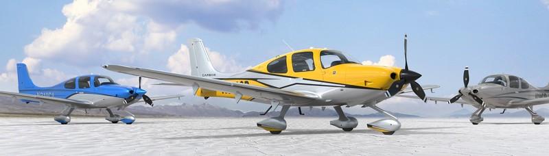 Cirrus Aircraft Unveils Enhanced 2016 SR Series-