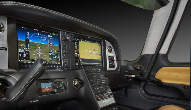Cirrus Aircraft Unveils Enhanced 2016 SR Series-interior
