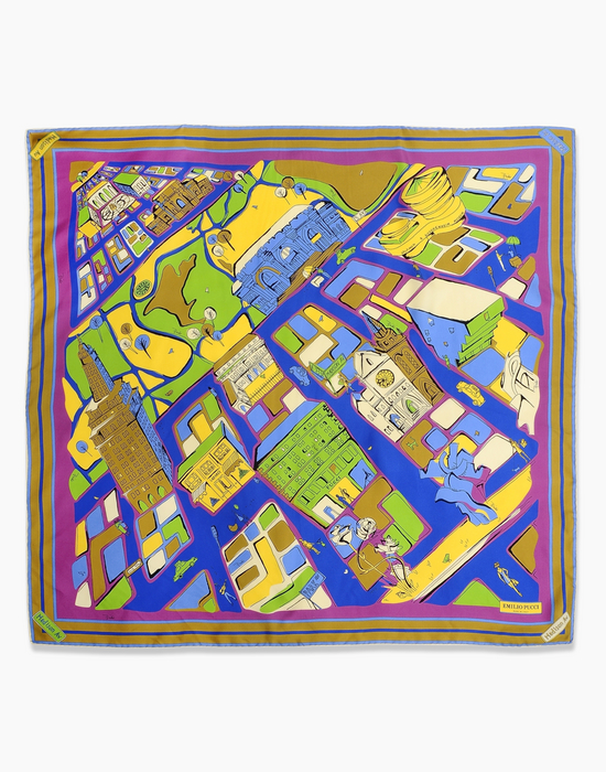 City of the World scarves-