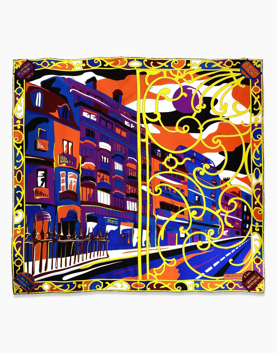 City of the World scarves-Paris