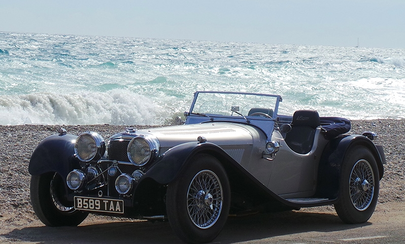 Classic La Riviera Bespoke Car-limited edition