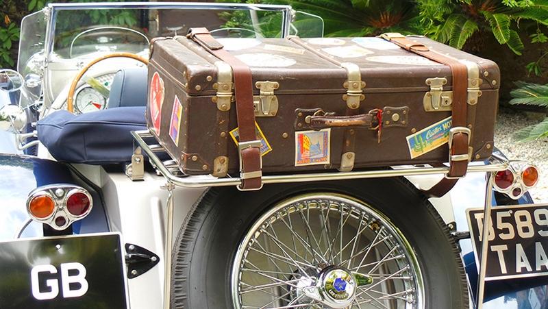 Classic La Riviera Car -