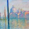 Claude Monet Venice Grand Canal