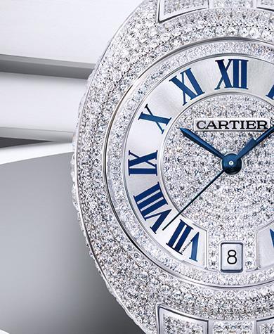 Cle de Cartier 2015 watch--