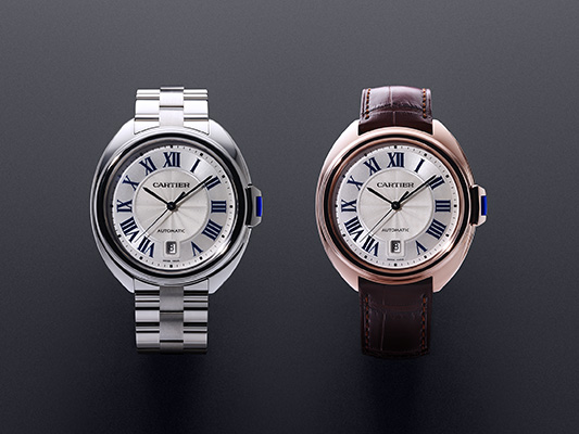 Cle de Cartier 2015 watch-simply-for-men