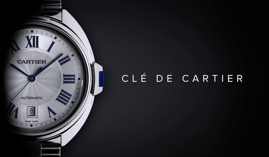 Cle de Cartier 2015 watch