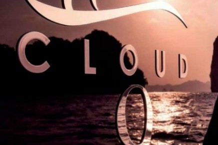 Feeling like you're floating on air: Award-winning Andrew Winch-designed Cloud 9 superyacht