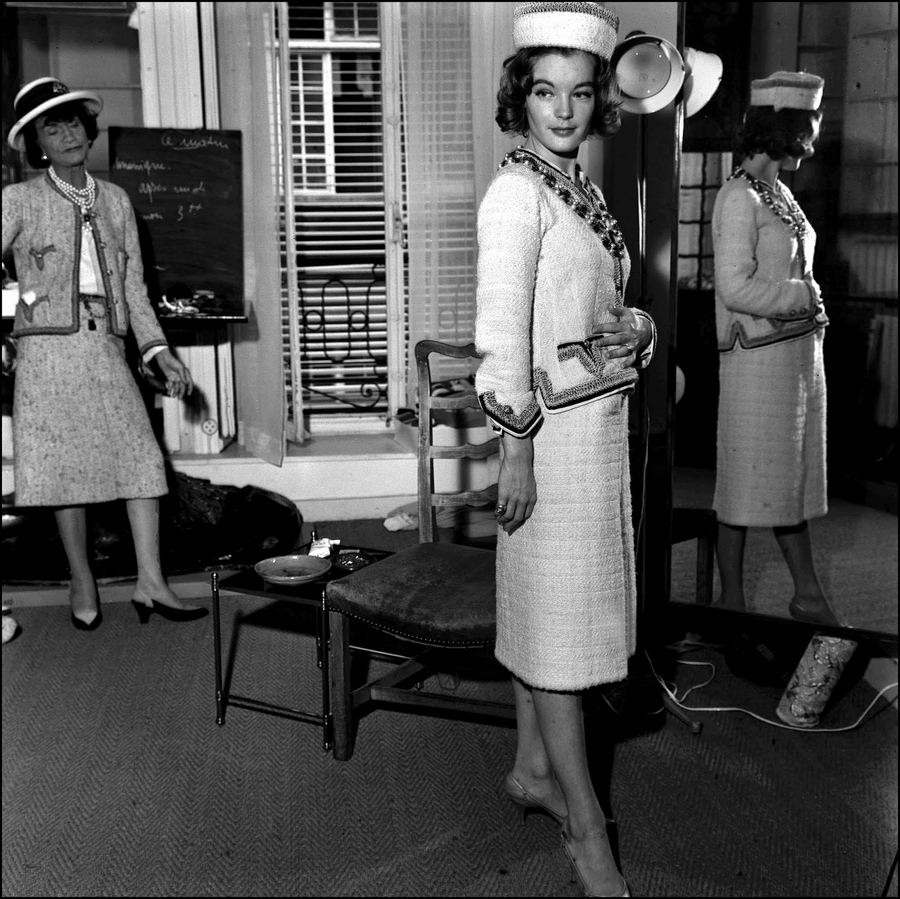 Coco Chanel atelier