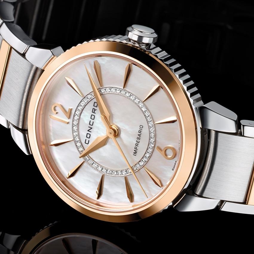 Concord Impresario Lady watch