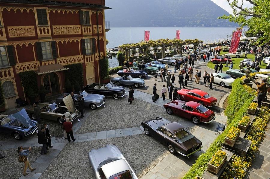 Concorso d'Eleganza Villa d'Este-