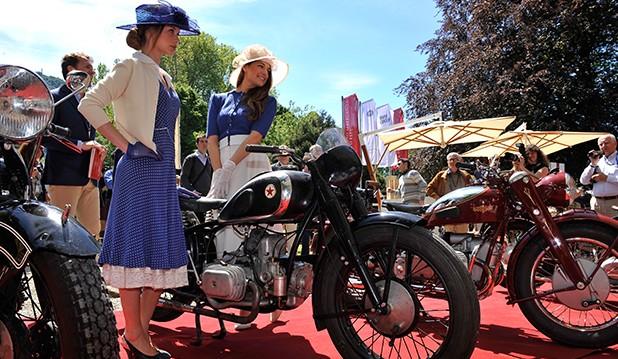 Concorso d'Eleganza Villa d'Este- motorcycles