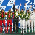 Congratulations to Porsche Motorsport for their historic 17th Le Mans win