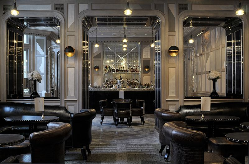 Connaught Bar Named World's Best 2016
