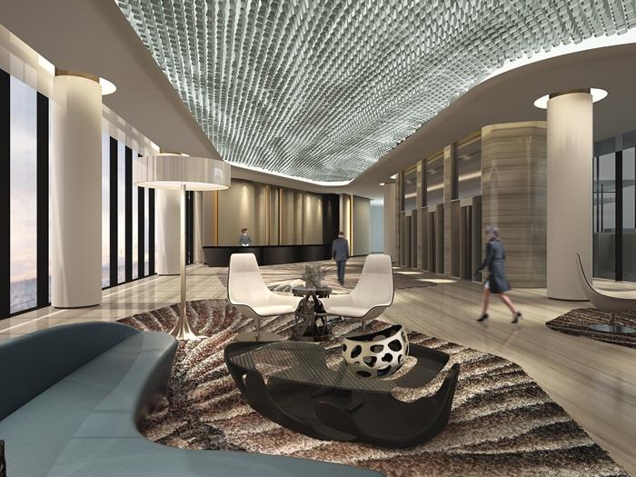 Conrad Manila debuts Smart Luxury in the Philippines-2016-2luxury2-lobby