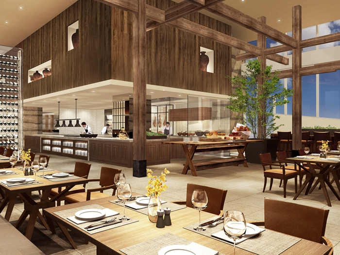 Conrad Manila debuts Smart Luxury in the Philippines-2016-interior restaurants